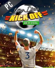 Dino Dinis Kick Off Revival