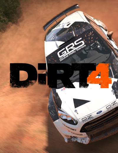 First DiRT 4 Gameplay Trailer Highlights Speed, Weather, and More!