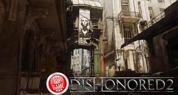 Dishonored 2 New Patch Cover