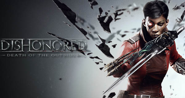 Dishonored Death of the Outsider Story Cover