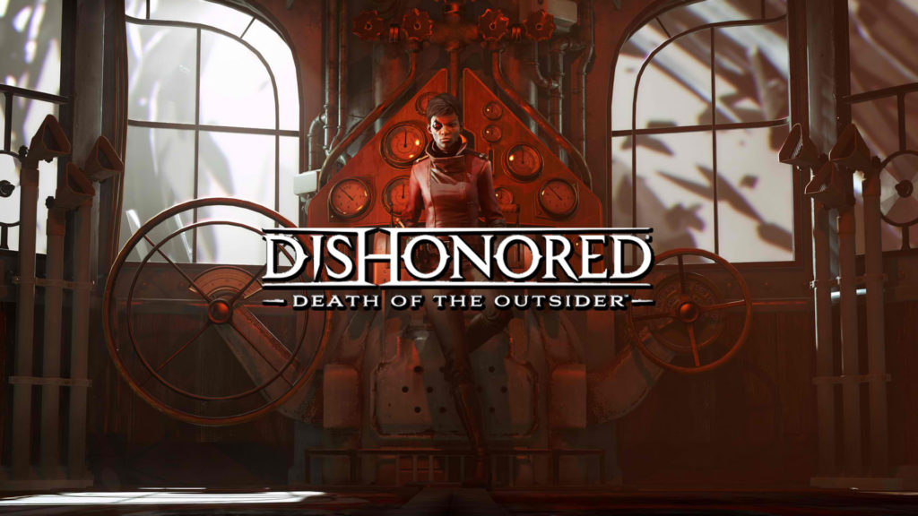 Dishonored Death of the Outsider Technical Cover