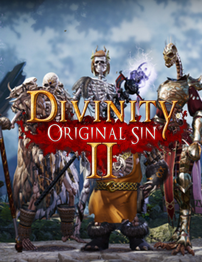 Divinity Original Sin 2 Gets a Playable Undead Race!