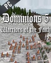 Dominions 5 Warriors of the Faith