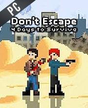 Don't Escape 4 Days to Survive