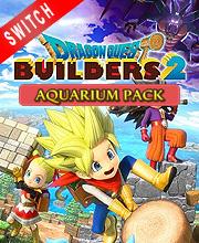 Dragon Quest Builders 2 Aquarium Pack