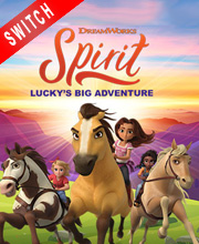 DreamWorks Spirit Luckys Big Adventure