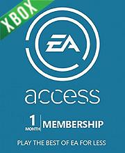 EA ACCESS 1 Month Xbox Live