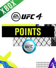 EA SPORTS UFC 4 Points