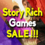 Best deals for the top Story Rich games (PC, PS4, Xbox One)