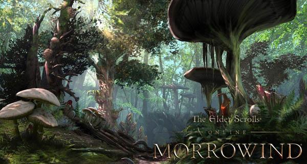 Elder Scrolls Online Morrowind Expansion Cover