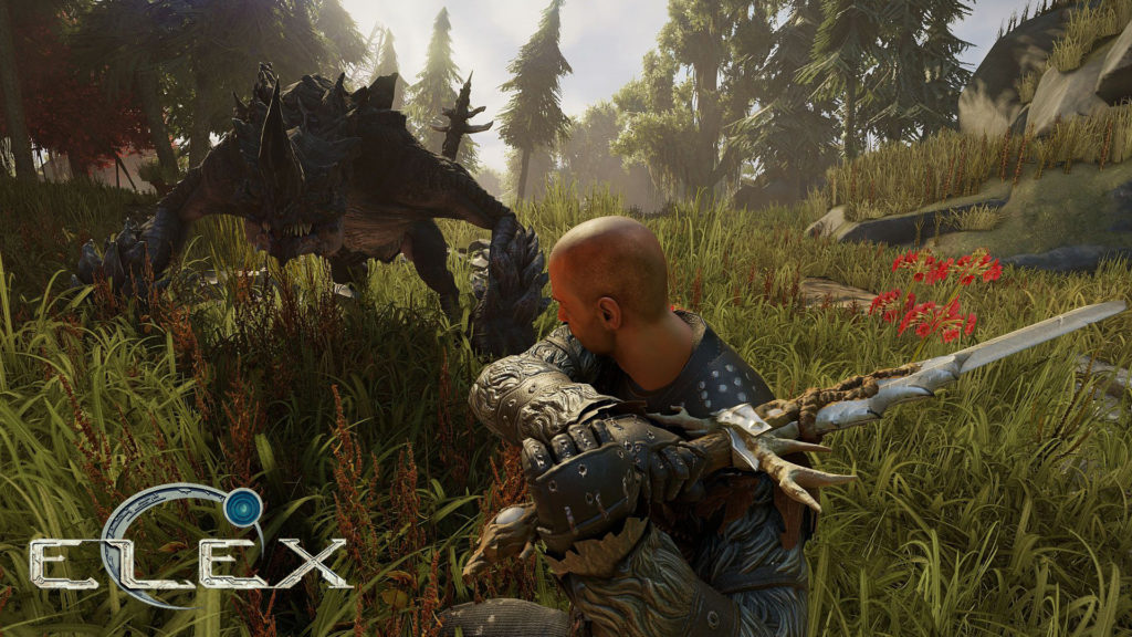 Sci-Fi Fantasy RPG ELEX Coming This October! - AllKeyShop.com