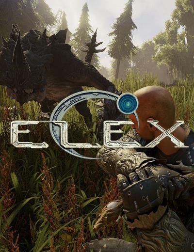 Sci-Fi Fantasy RPG ELEX Coming This October!