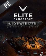 Elite Dangerous Sidewinder Variant Pack