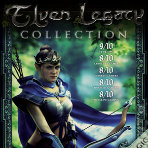 Buy Elven Legacy Collection CD Key Compare Prices