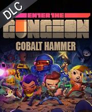 Enter the Gungeon Cobalt Hammer