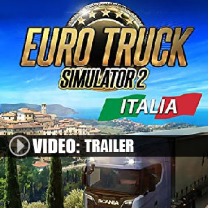 Buy Euro Truck Simulator 2 Italia CD Key Compare Prices