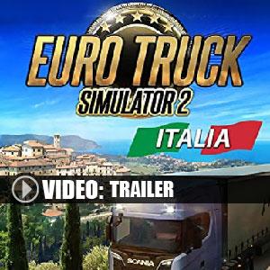 Buy Euro Truck Simulator 2 Italia CD Key Compare Prices