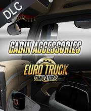 Euro Truck Simulator 2 Cabin Accessories