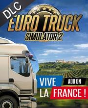 Euro Truck Simulator 2 Vive la France