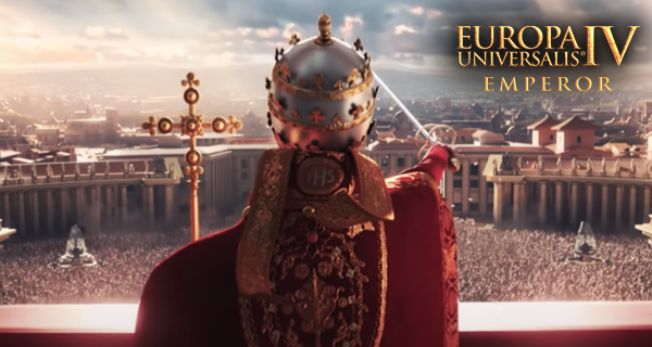 Europa Universalis IV: Emperor Expansion