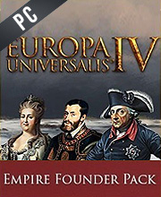 Europa Universalis 4 Empire Founder Pack