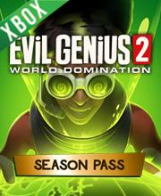 Evil Genius 2 Season Pass