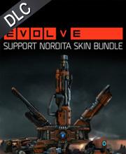 Evolve Support Nordita Skin Pack