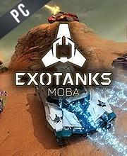 ExoTanks MOBA