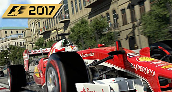 F1 2017 Championships Mode Cover