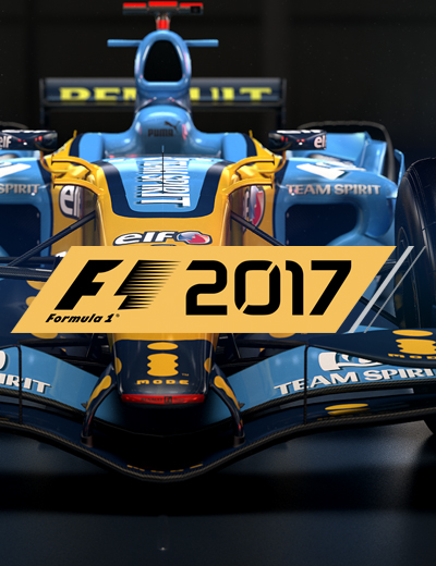 New F1 2017 Classic Car Unveiled!