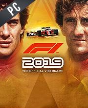 F1 2019 Legends Edition DLC