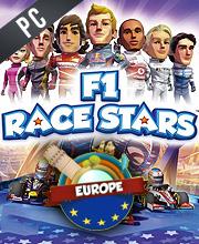 F1 Race Stars Europe Track