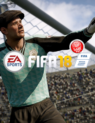 First FIFA 18 Update Focuses on Goalkeepers