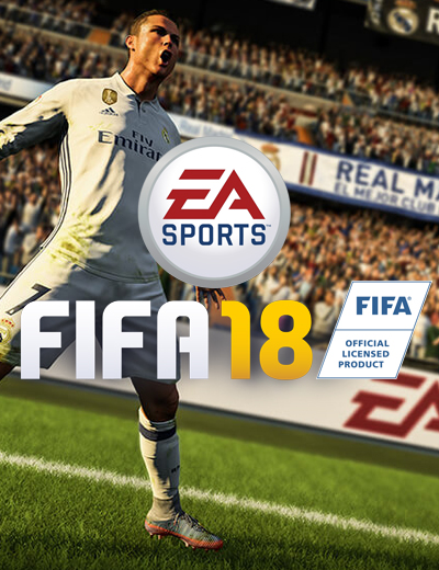 FIFA 18 Revealed By EA With Cristiano Ronaldo on the Cover