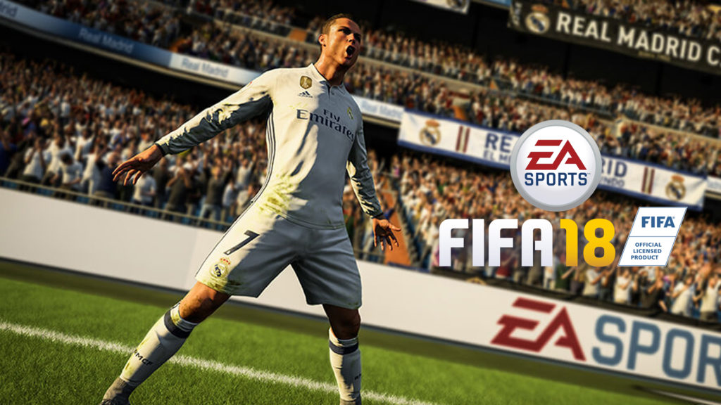 FIFA 18 Revealed Cover