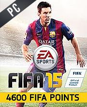 FIFA 15 4600 Points