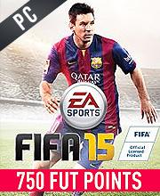 FIFA 15 750 Points