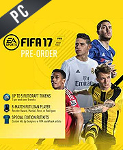 FIFA 17 Preorder Bonus