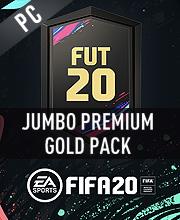 FIFA 20 Jumbo Premium Gold Packs