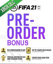FIFA 21 Preorder Bonus