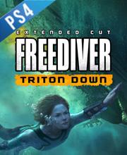FREEDIVER Triton Down