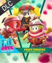 Fall Guys Fruit Pirate Pack