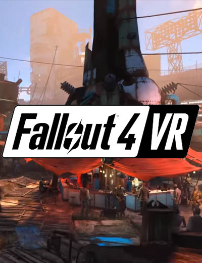 Watch New Fallout 4 VR Gameplay Video Plus PC Requirements