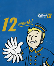 Fallout 1st 12 Months Membership