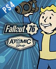 Fallout 76 Atoms