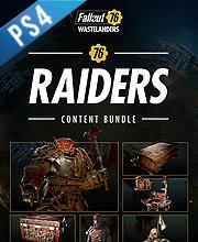 Fallout 76 Raiders Content Bundle