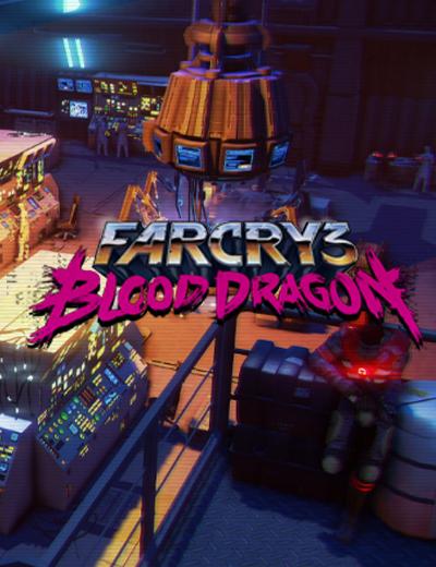 Play Far Cry 3 Blood Dragon Free This November!
