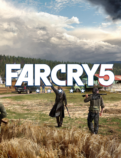 Far Cry 5 Release Date Announced, Characters Introduced