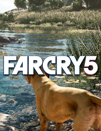 Far Cry 5 Video Features Game's Awesome Disorder!