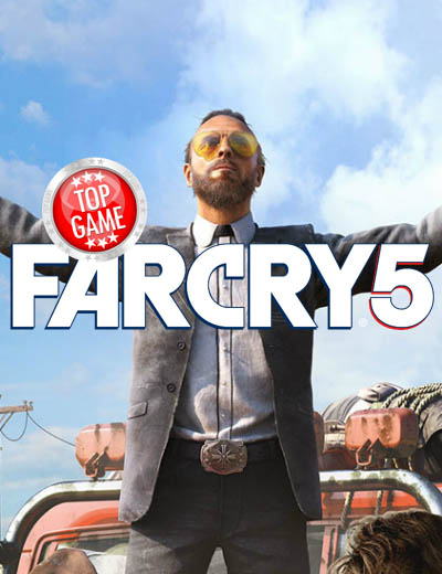 Vinyl Soundtrack Included In Far Cry 5 Limited Edition